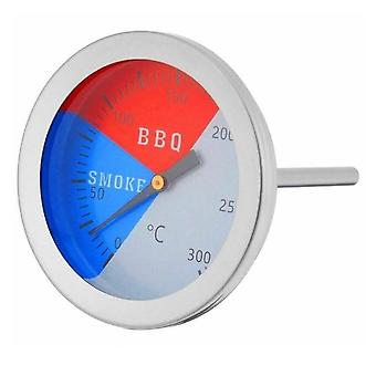 300 Degrees Celsius Thermometer For Bbq Smoke Grill Oven Temperature Gauge Outdoor Camp Tool