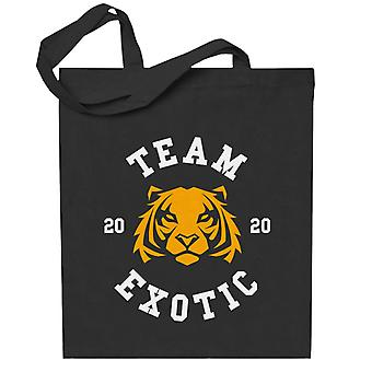 Tiger King Team Joe Exotische Totebag