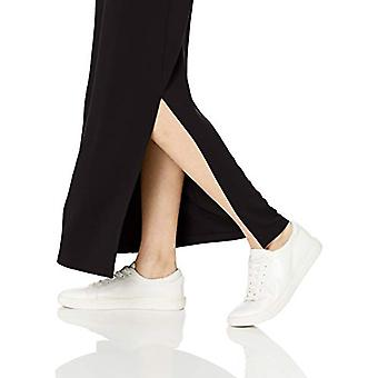العلامة التجارية - طقوس اليومية المرأة & apos s سوبر سوفت العمود تنورة، أسود، X-الصغيرة