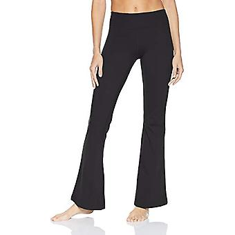 Marca - Core 10 mujeres's Standard Spectrum Yoga Bootcut Pant-32