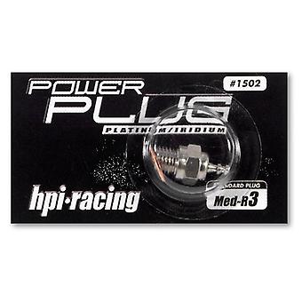 HPI 1502 Glow Plug Medium R3