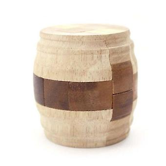Beer Barrel Puzzle