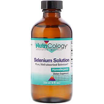 Nutricology, Selenium Solution, 8 fl oz (236 ml)
