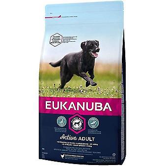 Eukanuba Active Adult Large Breed - Kip- 2kg