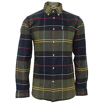 Barbour men's classic tartan shirt