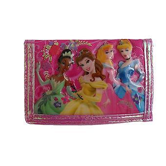 Trifold Wallet - Disney - Princess - 4 Princess Gift Licensed - 50540