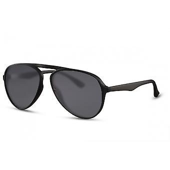 النظارات الشمسية الرجال الطيار الرجالي Cat.3 الأسود (CWI2303)