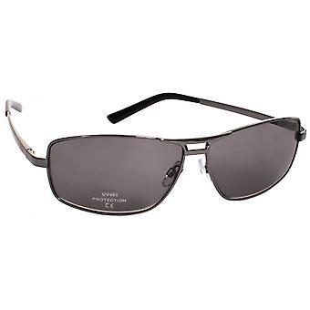 النظارات الشمسية رجال إنفاذ الرجال فضة / الدخان