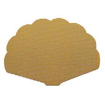 Fishnet Golden Shell Placemat Dz.