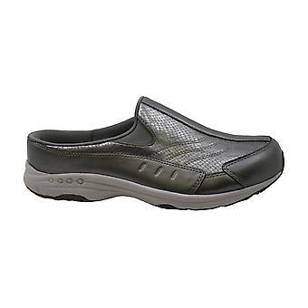 Espírito fácil Womens viagens tempo camurça baixa superior deslizamento em sapatos