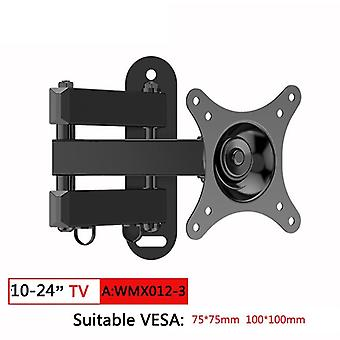 Full Motion, Wall Mount Tv Bracket