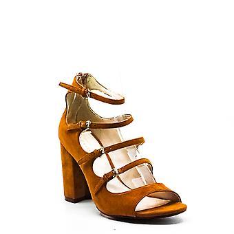 Cole Haan | Cielo Suede Block Heel Sandals