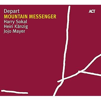 Wijken - berg Messenger [CD] USA importeren