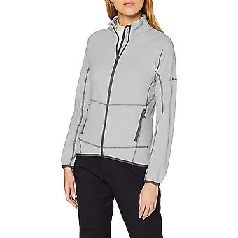 Berghaus Spectrum Micro 2.0 Womens Full Zip Fleece Jacket Coat Light Grey