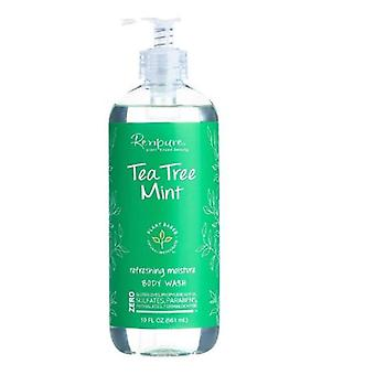 Renpure Organics Tea Tree Mint Body Wash, 19 Oz