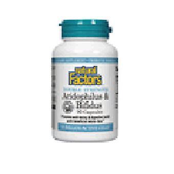 天然因子 アシドフィルス&ビフィダス ダブル強度、ヤギミルク 180キャップ