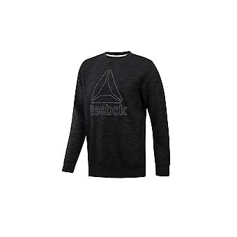 Reebok EL Marble Group Crew CE3922 universal all year men sweatshirts