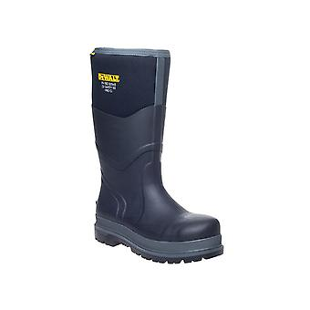 DEWALT Hobart Premium Rubber Safety Wellingtons UK 8 EUR 42 HOBART 8