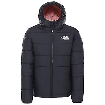 The North Face Black Girls Reversible Perrito Jacket