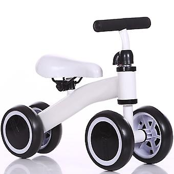 Tricycle Bike Learn To Walk, Get Balance Sense, No-foot Pedal Riding Toys