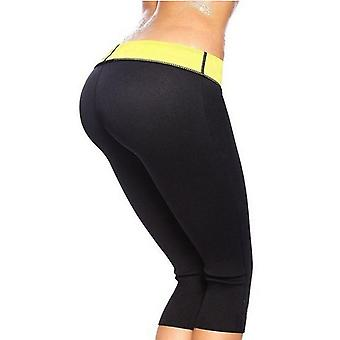 1pcs Frauen Schlankheits-Neopren Tummy Control Leggings - Hose Sport Yoga