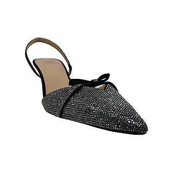 INC International Concepts Women's Kengät Gelsey3 Terävä Toe SlingBack Classi...