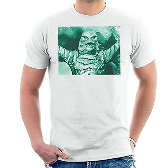The Creature From The Black Lagoon Cave Scene Men's T-Shirt
