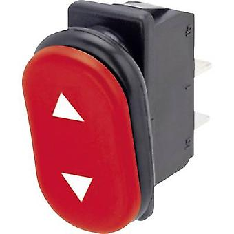 Marquardt Toggle switch 1838.3901 250 V AC 16 A 1 x On/Off/On IP67 latch/0/latch 1 pc(s)