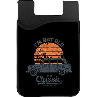 London Taxi Company TX4 Im Not Old Im A Classic Phone Card Holder