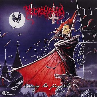 Necromantia - Crossing the Fiery Path [CD] Usa import