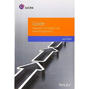 Guide: Preparation, Compilation, and Review Engagements, 2019 (AICPA)