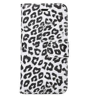 Leopard tegnebog til iPhone 7/8/SE 2020