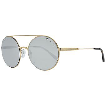 Michael Kors Gold Women Sunglasses