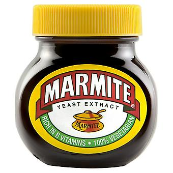 Marmite Jars 125g x 4 Flavour Tasty Food Quality Spread Classic Yeast Extract