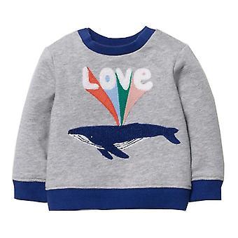 Jongens Hoodies, Animal Pattern Herfst & Winter Outwear Sweatshirts