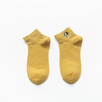 Cartoon, Animal Print Kawaii Cute Korean Style Women Socks