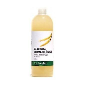 Oat Dermatological Bath Gel 1 L of gel