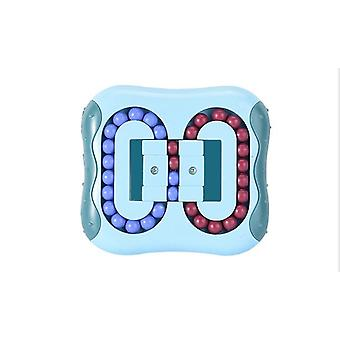 Relieve Stress Magic Cube Fingertip Toys,little Rotating Magic Bean Toy Creative Decompression