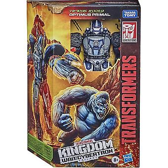Transformers Optimus Primal WFC Voyager Series Figure