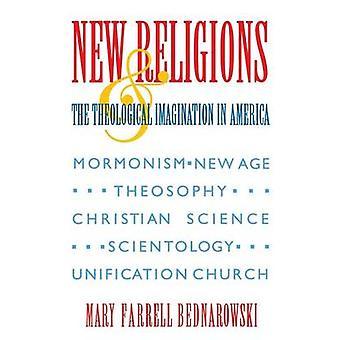 Mary Farrin uudet uskonnot ja teologinen mielikuvitus Amerikassa