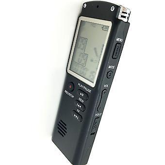 Digital Audio Voice Recorder, Ein Key Lock Bildschirm, Telefonaufnahme, Echtzeit