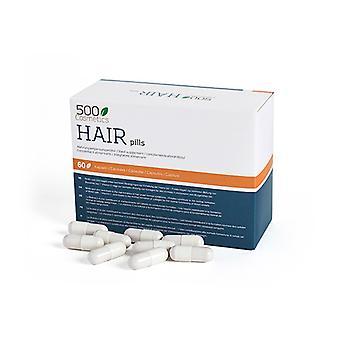 500Cosmetics Hiuspillereitä, pillereitä hiustenlähtöön.
