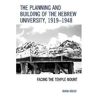 Planning en bouw van de Hebreeuwse Universiteit 19191948