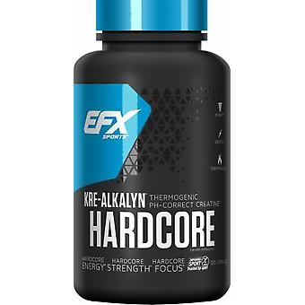 All American EFX Kre-Alkalyn Hardcore 120 Capsules