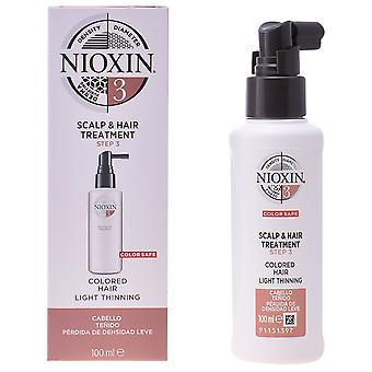 Nioxin System 3 Hodebunnbehandling Fint hår 100 ml
