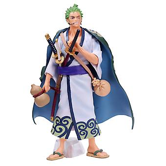 One Piece Figure Roronoa Zoro Land Of Wano Toy Collection