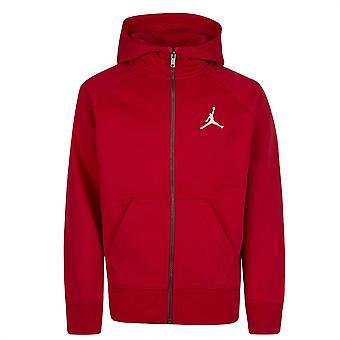 Air Jordan Fleece Zip Hoodie Junioren
