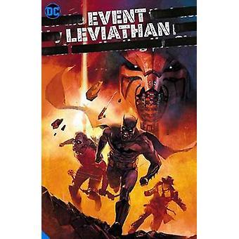 Event Leviathan Superman Leviathan Rising 1