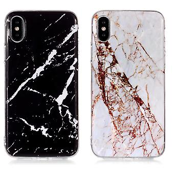 Iphone Xr - Shell / Protezione / Marmo