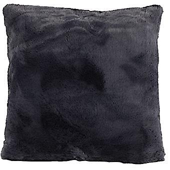 pillow Jozias 45 x 15 cm fleece anthracite
